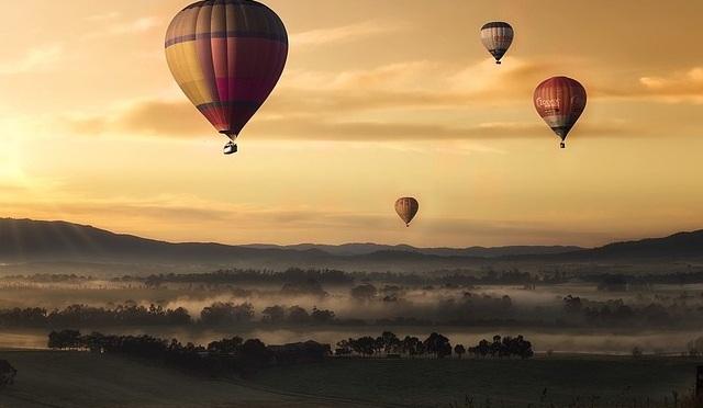 Hot air ballons Entrepreneurship