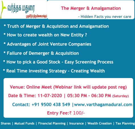 Merger and Amalgamation