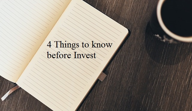 Before Investing
