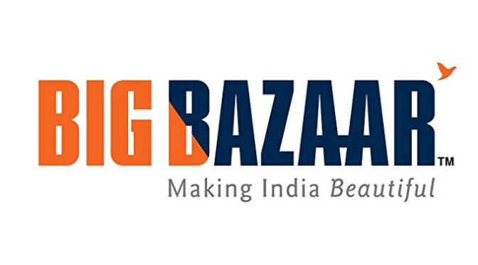 Big Bazaar Future Retail Group logo