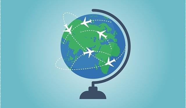 Globe visa Passport