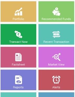 மியூச்சுவல் பண்டு முதலீட்டுக்கு புதிய செயலி (Mobile App)
