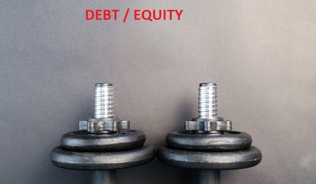 பங்கு சந்தை பகுப்பாய்வு 5.0 – Debt to Equity