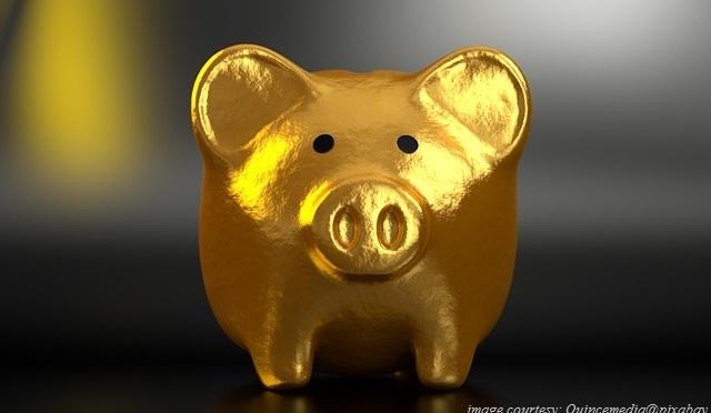 Piggy gold funds