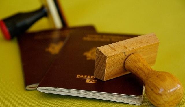 E Passport India