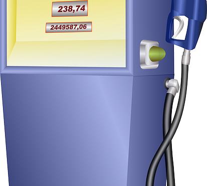 Petrol pump Digital