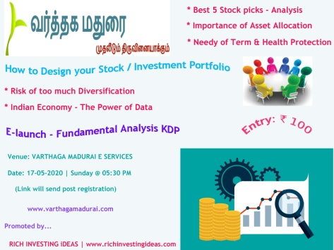 Designing Investment Portfolio