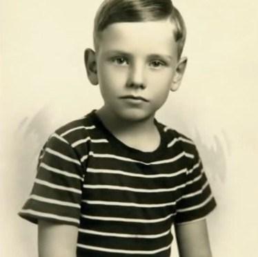 Warren Buffet Young