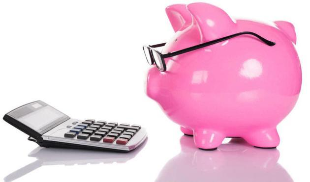 small savings piggy