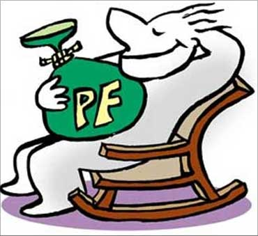 Provident Fund interest rate hiked to 8.8%