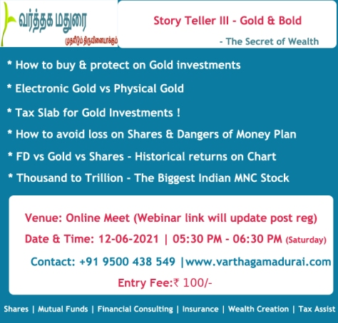 Story teller III - Gold and Bold